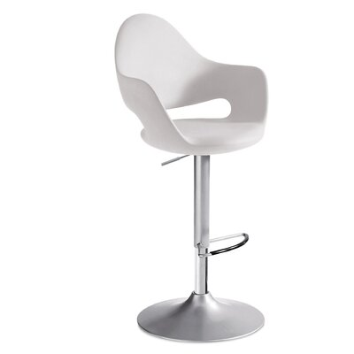 Domitalia Soft Swivel Stool