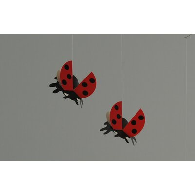 Flensted Mobiles Ladybird Mobile