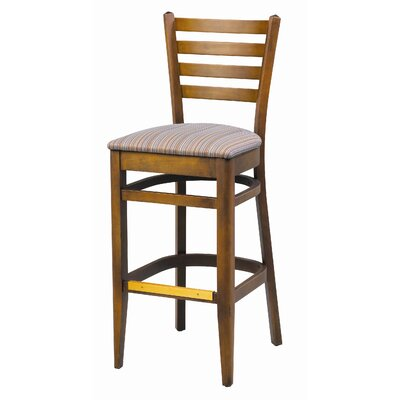 Grand Rapids Chair Melissa Wood W501 Bar Stool