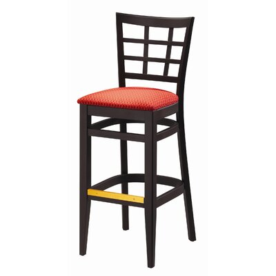 Grand Rapids Chair Melissa Wood W529 Bar Stool