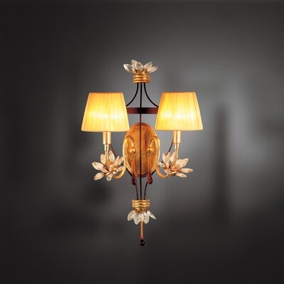 Eurofase Festina 2 Light Wall Sconce