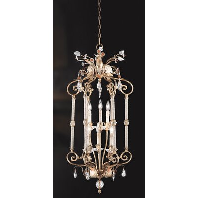 Eurofase Dahila 6 Light Foyer Pendant