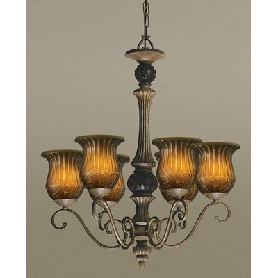 Eurofase Fenton 6 Light Pendant