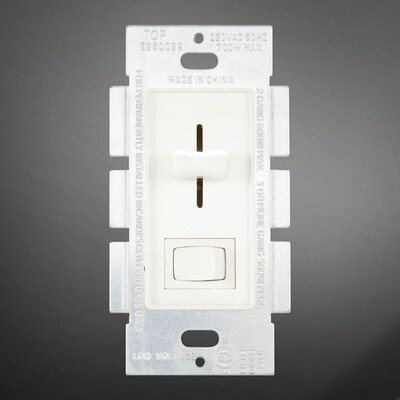 Eurofase Single Pole Slide Dimmer