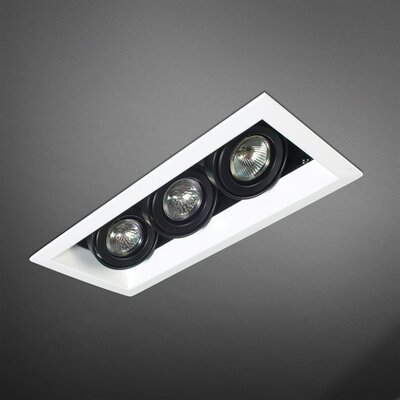 Eurofase 3 Light Multiple Recessed Light