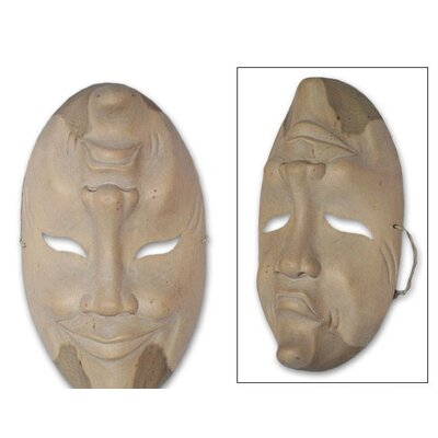 Novica Comedy and Tragedy Mask