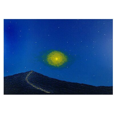Novica Calm Clear Wall Art