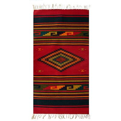 Natures Colors Zapotec Rug