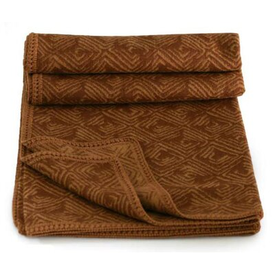 Novica Earth Echo Wool / Acrylic Throw Blanket