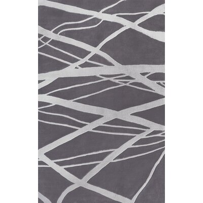 nuLOOM Cine Calypso Gray Rug