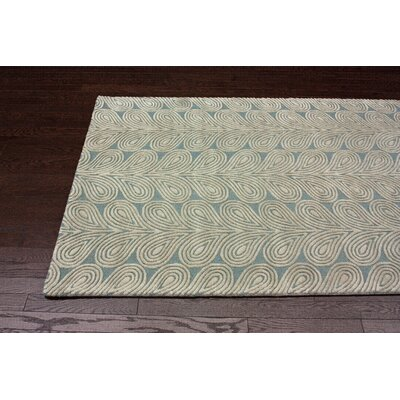 nuLOOM Onyx Leaves Grey Rug