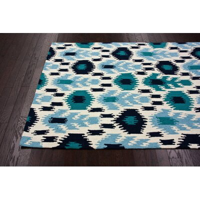 nuLOOM Pop Grove Ikat Synergy Rug