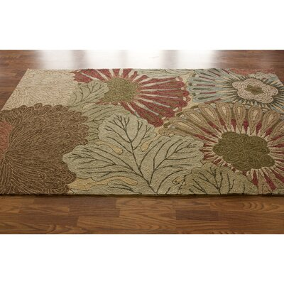 nuLOOM Veranda Trensa Multi-Colored Rug