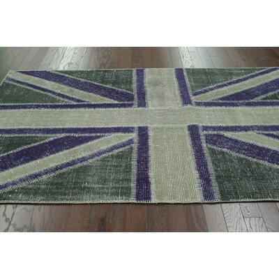 nuLOOM Ayers Multi British Novelty Rug