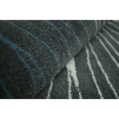 nuLOOM Cine Grey Bursts Rug