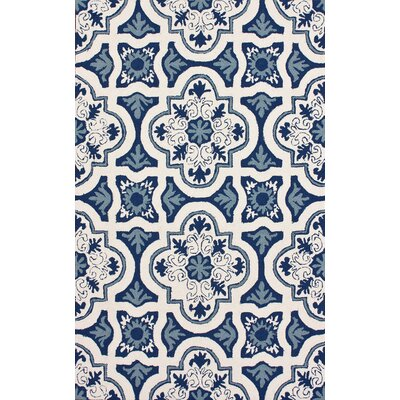 nuLOOM Homestead Light Blue Alida Rug