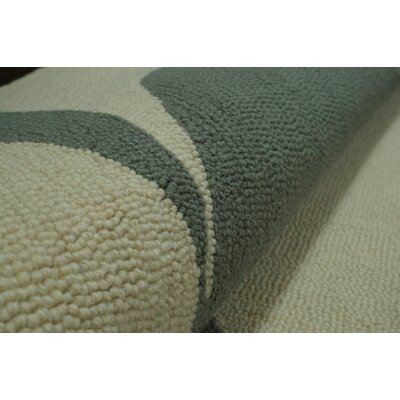 nuLOOM Trellis Grey Waves Rug