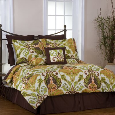 Hannah 8 Piece Bed in a Bag Set