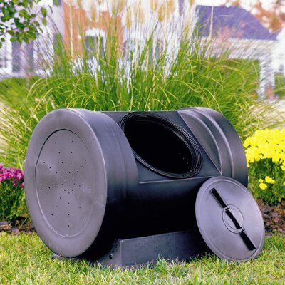 Good Ideas Compost Wizard 12 Cu. Ft. Tumbler Composter