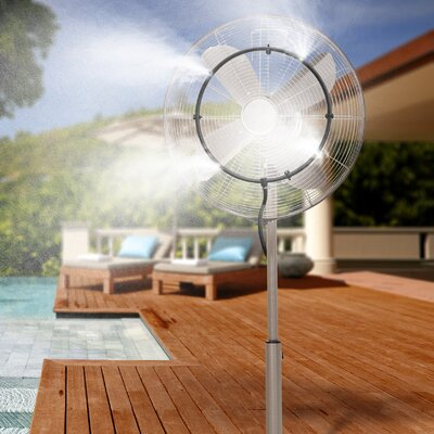Misty Mate Inc. Misting Fan Ring