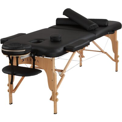 Sierra Comfort Soothe Massage Table