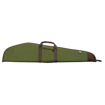 Allen Company Deluxe Scoped Rifle Case with Pocket in Green
