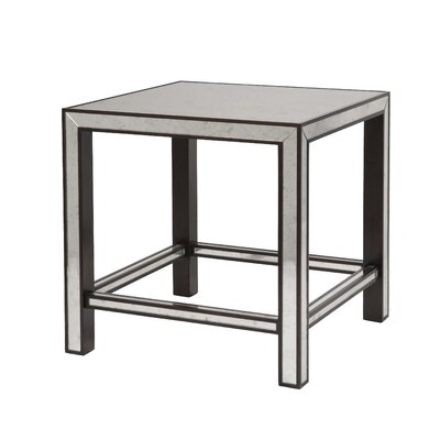 Belle Meade Signature Modern Glamour End Table