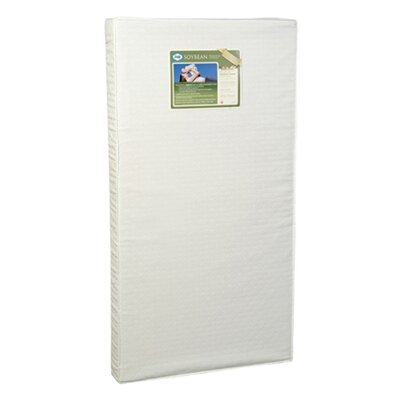 Soybean Foam-Core Crib Mattress