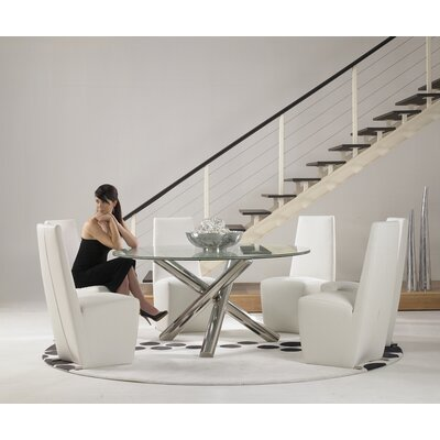 Star International Ritz Gotham 5 Piece Dining Set