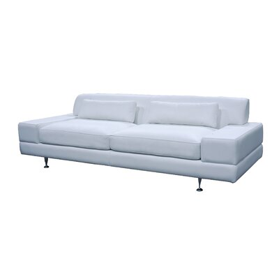 Star International Domicile Flat Leather Sofa
