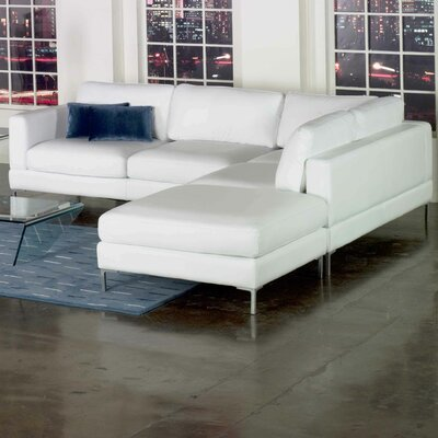 Star International Domicile Loft Leather Sectional