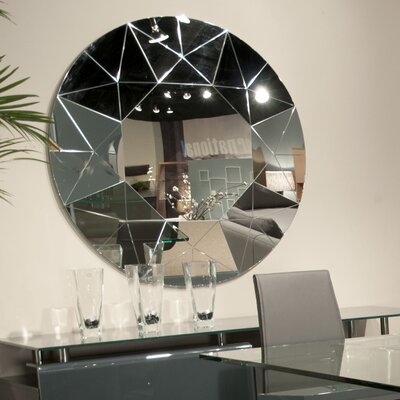 Facet Wall Mirror