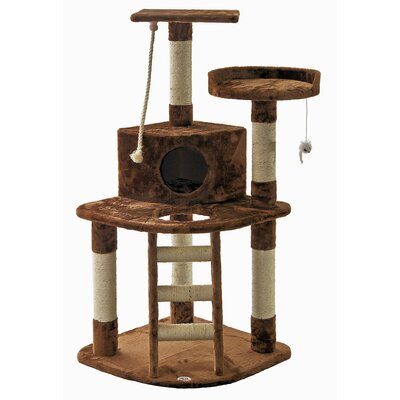 "Go Pet Club 47"" Cat Tree"