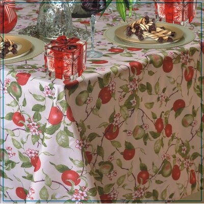 European Orchards Tablecloth