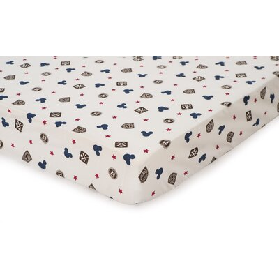 Vintage Mickey Fitted Sheet