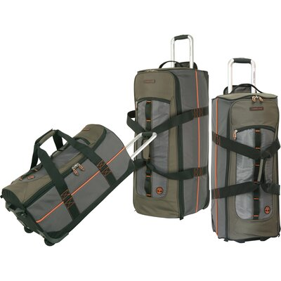 Timberland Jay Peak 3 Piece Luggage Set