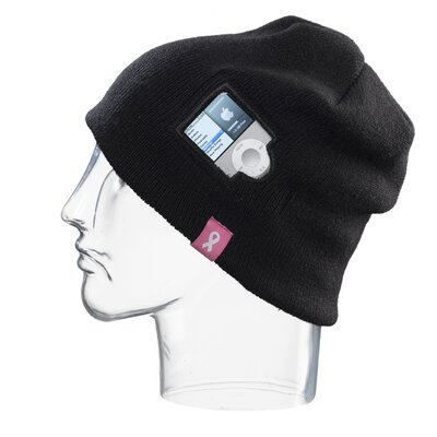 i360 i360 Headphone AWARE Beanie For 3G iPod Nano