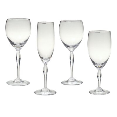 Marquis by Waterford Allegra Platinum Iced Beverage Glass