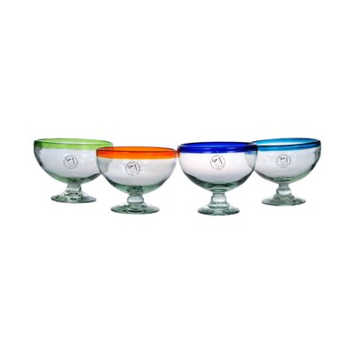 Global Amici Baja Dessert Bowls (Set of 4)
