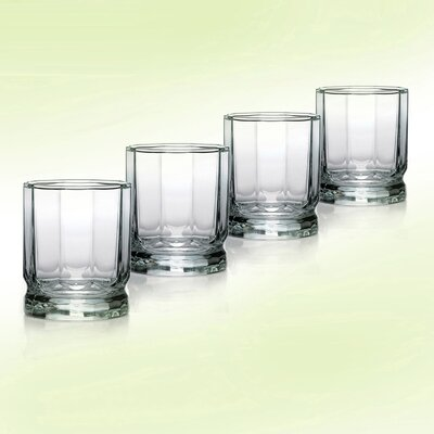 Anchor Hocking 8 Piece Precious Jewel Glassware Set