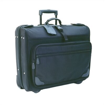 Mercury Luggage Signature Deluxe Wheeled Garment Bag