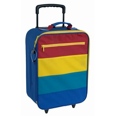 "Mercury Luggage Going to Grandma's 16"" Kid's Roller in Multicolor"
