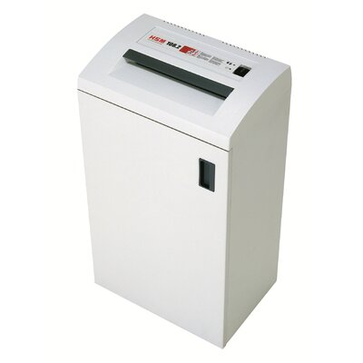 "HSM of America,LLC Shredder, Strip Cut, 18 Sheet Capacity, 15-4/5""x10-7/10""x28-3/5"", Beige"