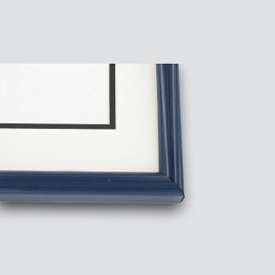 "Frames By Mail 16"" x 20"" Frame in Glossy Blue"