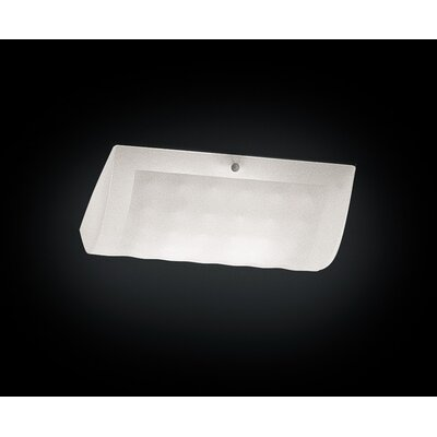 FDV Collection Soft Wall/Ceiling Light in White by Mauro Marzollo