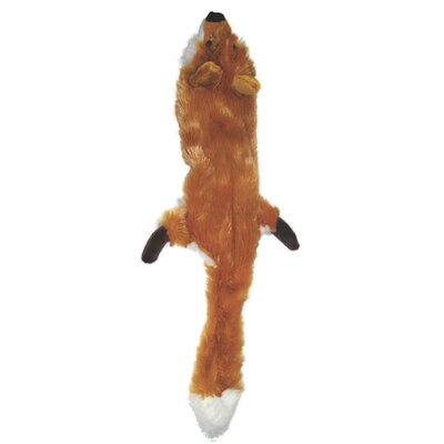 Ethical Pet Plush Fox Skinneez Dog Toy