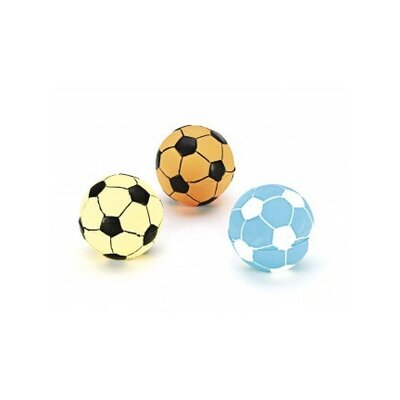 Ethical Pet Fiber Latex Soccer Ball Dog Toy