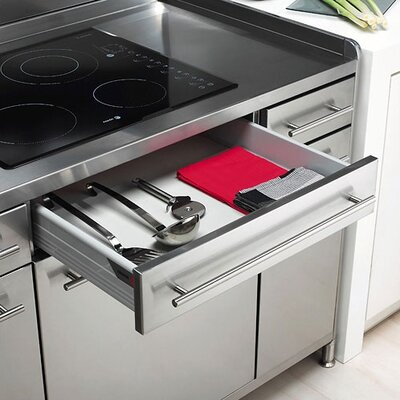 Fagor Storage Center for Fagor Cooktops