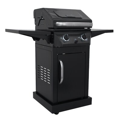 Char-Broil Classic 2 Burner Gas Grill with Single Door