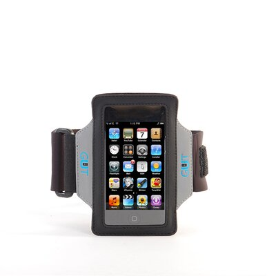 Gut Cases iTouch Action Armband in Black